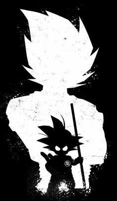 Dragon Ball Z - Essa imagem sempre me lembra do quão assustadoramente grandioso pode ser o potencial de um ser.