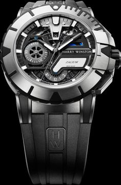 Harry Winston Ocean Sport Chronograph Limited Edition***