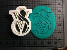 Victoria's Secret Logo Cookie Cutter by JBCookieCutters on Etsy, $5.50
