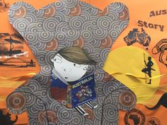 CBCA 2016 'Australia, Story Country' Children's Book Week, Reading Themes, Across The Universe, Library Ideas, Childrens Books, Australia, Activities, Country, Fictional Characters