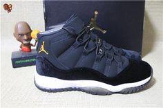 newest 7e66b ff1db Air Jordan 11 Velvet Black Cheap Jordan 11, Cheap Jordan Shoes, Air Jordans,