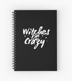 Funny Halloween design saying Witches be Crazy. • Millions of unique designs by independent artists. Find your thing.