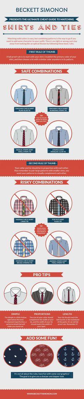Welche Kombination zwischen Hemd und Krawatte ist tragbar? Hier ein paar Tipps!  #TIE #BUSINESSSHIRT #PADAJA