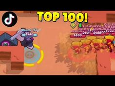 TOP 100 Tik Tok in Brawl Stars! - YouTube Satire, Tik Tok, The 100, Give It To Me, Barbie, Make It Yourself, Youtube, Tops, Youtubers