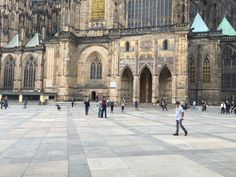 Situated fully within the Prague Castle complex in the Czech Republic's capital city, the Metropolitan Cathedral of Saints Vitus, Wenceslaus and Adalbert (or just St. Vitus) is one of Prague's most-visited destinations.