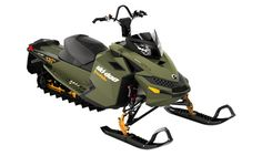 Freeride snowmobile