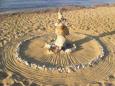 Gavdos - Beach - Agios Ioannis - Beach Art Selected by www.oiamansion.com