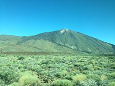 Mount Teide . Amazing place. Gives you a real sense of perspective ! X