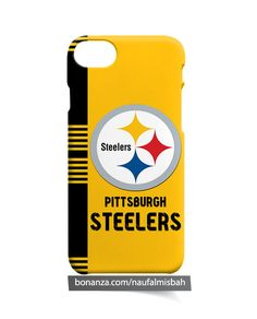 Pittsburgh Steelers Line iPhone 5 5s 5c 6 6s 7 + Plus 8 Case Cover - Cases, Covers & Skins