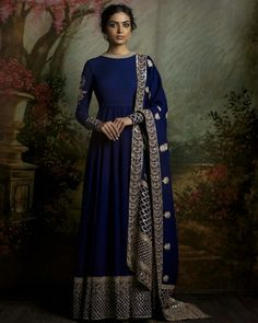 Feeling confused about what kind of an Anarkali dress to wear? We bring to you a curated list of the best of Sabyasachi Anarkali outfits to help inspire you. Silk Anarkali Suits, Anarkali Dress, Pakistani Dresses, Indian Dresses, Indian Outfits, Bridal Anarkali Suits, Eid Dresses, Sabyasachi Suits, Bridal Lehenga
