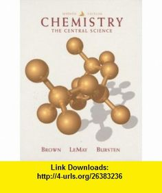 Chemistry The Central Science (9780135334805) Theodore L. Brown, H. Eugene Lemay, Bruce E. Bursten , ISBN-10: 0135334802  , ISBN-13: 978-0135334805 ,  , tutorials , pdf , ebook , torrent , downloads , rapidshare , filesonic , hotfile , megaupload , fileserve