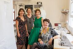 Our team at Paddington Weddings, Anne and my Mum Josie was away that day so sorry mum!  www.paddingtonweddings.com.au