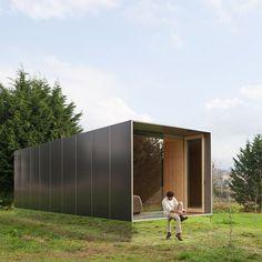 Le cabinet d'architecture portugais MIMA imagine une résidence en lévitation.