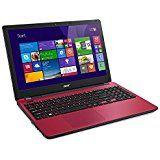 Acer Aspire E5-571 15.6-inch Notebook (Red) - (Intel Core i3-4030U 1.9GHz
