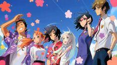 HD wallpaper: Anime, Anohana, Atsumu Matsuyuki, Chiriko Tsurumi, Jinta Yadomi