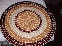 Resultado de imagem para como fazer mosaico em plástico
