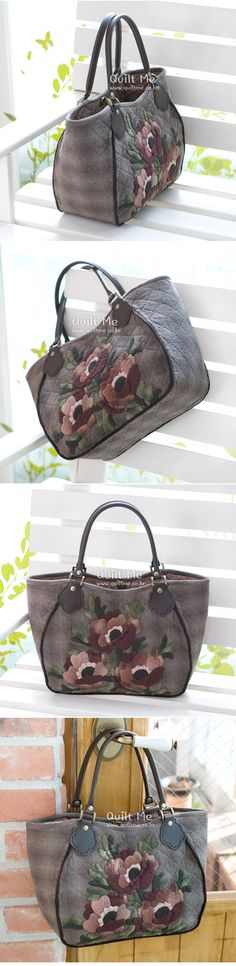 Felting, Gym Bag, Totes, Embroidery, Quilts, Purses, Painting, Fashion, Fabric Purses