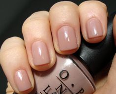 OPI Tickle My France-Y. I pair it with chine glaze stellar and I do the whole ring finger just in Tickle Me France-Y and then do the tip with stellar and then use this as the base on all the other fingers and than do Stellar ontop. SO CUTE and PERFECT FOR WEDDING NAILS!