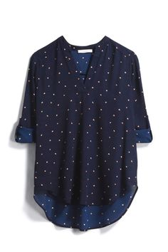 Stitch Fix Top Cute style. Always love polka dots Stitch Fix Fall, Stitch Fix Outfits, Stitch Fix Stylist, Dress To Impress, Style Me, Cute Outfits, Style Inspiration, Fashion Outfits, How To Wear