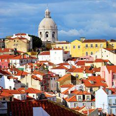 Edge Of The Plank: Lisbon Photography