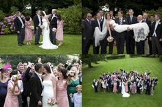 Katherine and Clive's Wedding at Langrish House, photographed by Steve Kentish Photography
