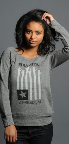 Buy this Freedom Sweatshirt at http://www.sevenly.org/product/524ddfc982162c980100000c?cid=ShrPinterestProductDetail