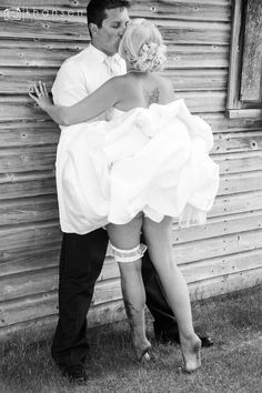 Sexy wedding pictures