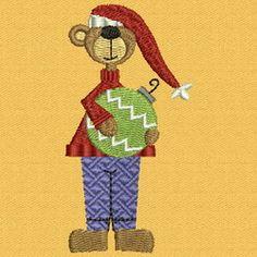 Beary Merry Christmas 04