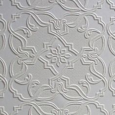 Brewster Home Fashions Anaglypta Paintable Maxwell x Damask Embossed Wallpaper Vinyl Wallpaper, Waverly Wallpaper, Wallpaper For Sale, Paintable Wallpaper, Wallpaper Paste, Damask Wallpaper, Embossed Wallpaper, Wallpaper Panels, Textured Wallpaper