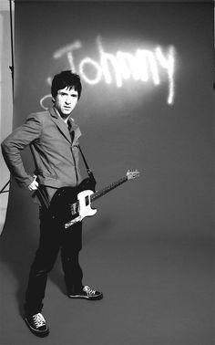 Johnny  in Aberdeen.