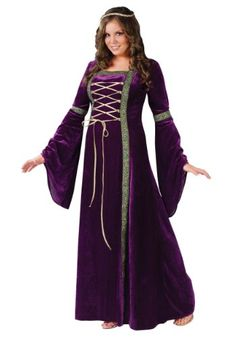 Fun World womens Plus Size Renaissance Lady Costume 2X ** BEST VALUE BUY on Amazon-affiliate link
