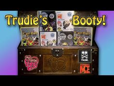 MY LITTLE PONY, DESPICABLE ME, and TOKIDOKI (TKDK) BLIND BOX! Trudie's Booty! - YouTube