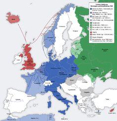 Dänemark, Norwegen und Westfeldzug 1940