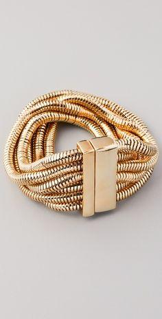 Belle Noel chain bracelet
