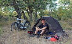 The complete bicycle touring gear checklist is an updated list of everything one might need on a bike tour, but not necessarily everything one SHOULD bring.