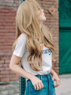 Hair Beauty, Long Hair Styles, Park, Nails, Fashion, Finger Nails, Moda, Ongles, Fashion Styles
