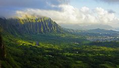 Images of Nuuanu Pali Lookout, Oahu - Attraction Pictures - TripAdvisor