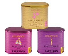 Fauchon Tea Set