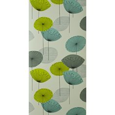 ~ Dandelion Clocks Wallpaper ~ Peoni Home - Surround Yourself with Style