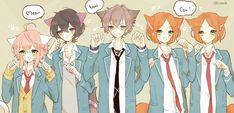 Ensembles stars cats