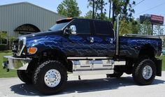 4x4 F650 Supertruck