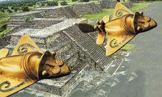 La tour de Babel était une pyramide tronquée qui permettait aux engins spatiaux de décoller http://eden-saga.com/fr/mythologie-hebraique-revisitee-boulay-centre-spatial-babel.html