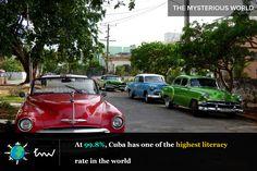 #cuba #literacy #facts