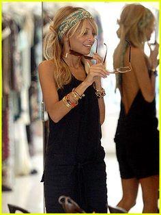 Nicole Richie wearing Jumpsuit | nicole richie balenciaga jumpsuit30 - Photo