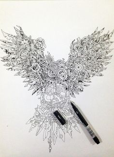 Kerby Rosans Drawings 4