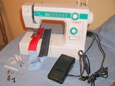 janome limited edition sewing machine model 108 manual