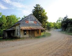 Old Georgia country store