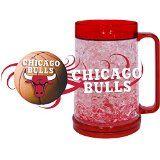 Chicago Bulls Freezer Mugs