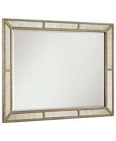 Ailey Mirror - Shop All Living Room - Furniture - Macy's Mirrored Bedroom Furniture, Space Furniture, Rustic Furniture, Antique Furniture, Living Room Furniture, Modern Furniture, Furniture Stores, Cheap Furniture, Kitchen Furniture