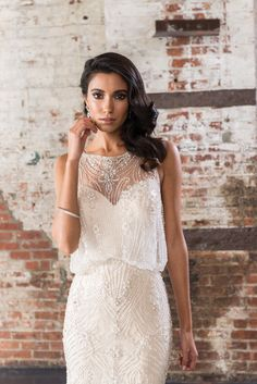 Justin Alexander Signature Collection Spring 2017 Style 9854